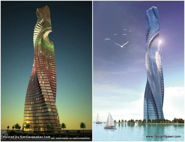 Dynamic Tower Hotel