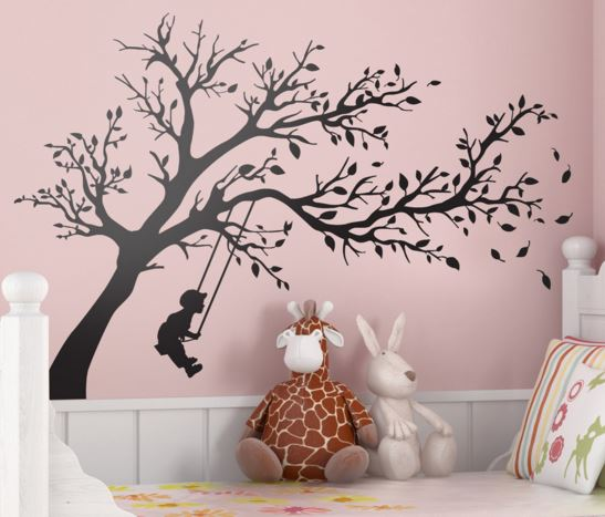 nature wall sticker