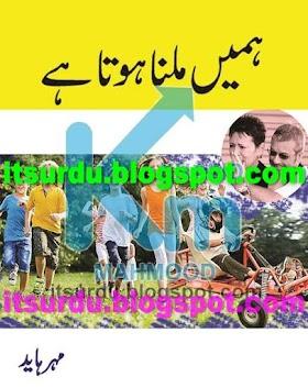 Humain Milna Hota Hai By Mehar Haayad