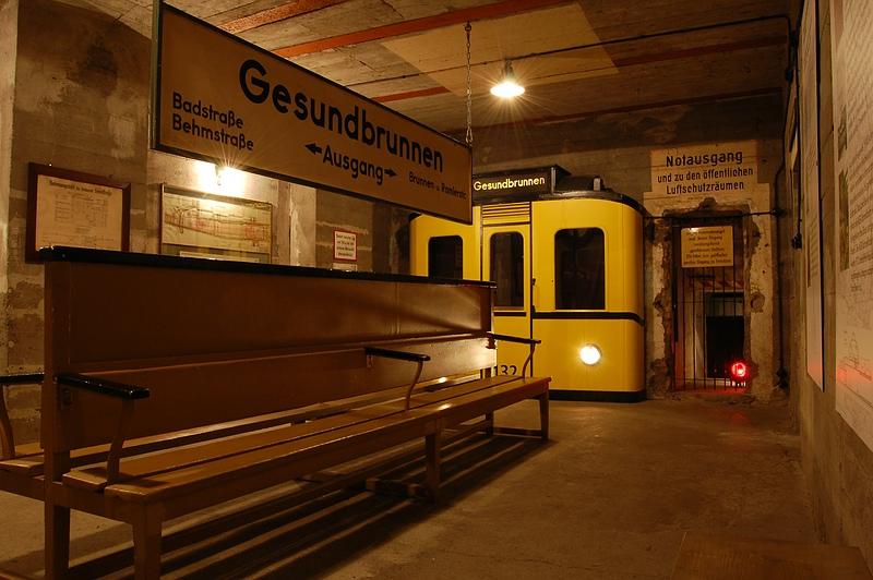 Berliner Unterwelten Tour English
