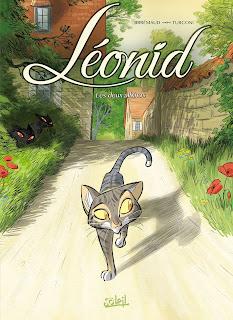 Léonid les aventures d'un chat T1 -  Frédéric Brrémaud