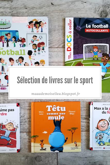 || Sélection de livres sur le sport
