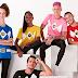 Riachuelo e C&A irão lançar novas camisas de Power Rangers