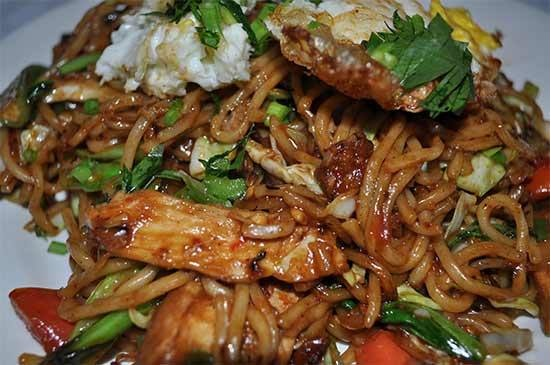 Resep dan Cara Membuat Mie Tek-Tek Seafood