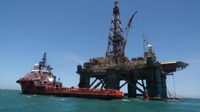 Una empresa británica busca extraer petróleo de Malvinas