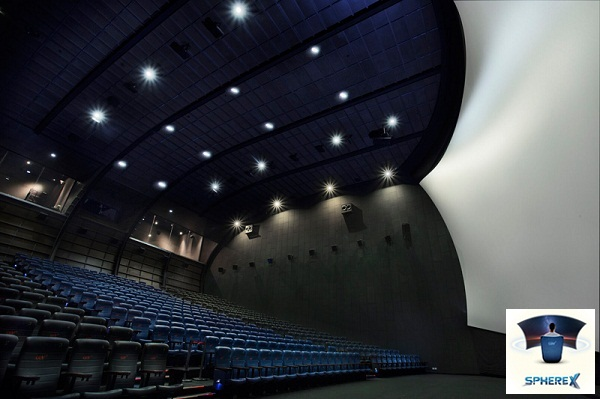 CGV Blitz Sphere X Studio 5