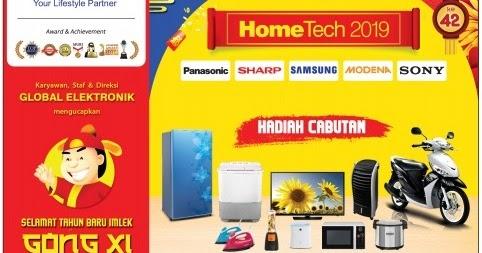 Ayo Ke Semarang Promo Global Elektronik Semarang