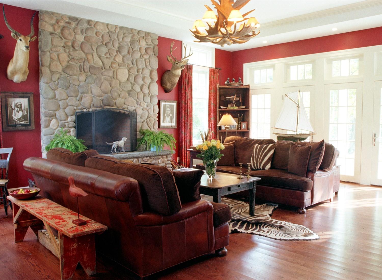 Living room decoration1