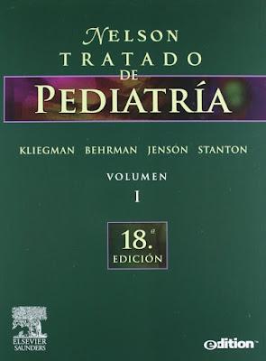 Nelson Tratado De Pediatria - 18a Edicion