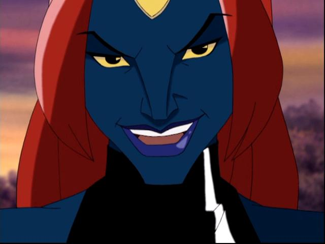 Mr. Movie: My Top 10 Favorite Animated Female VillainsX Men Evolution Villains