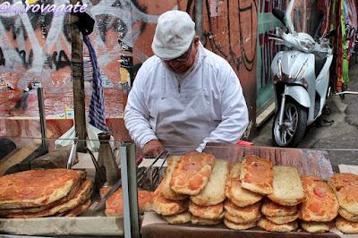 sfincione palermo street food