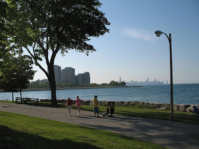 Promontory Point Chicago
