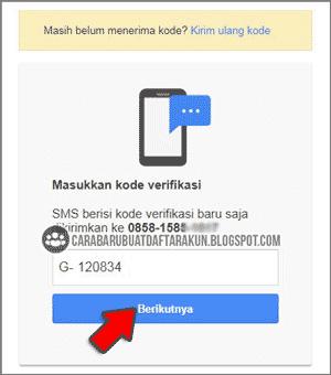 lupa akun gmail di android