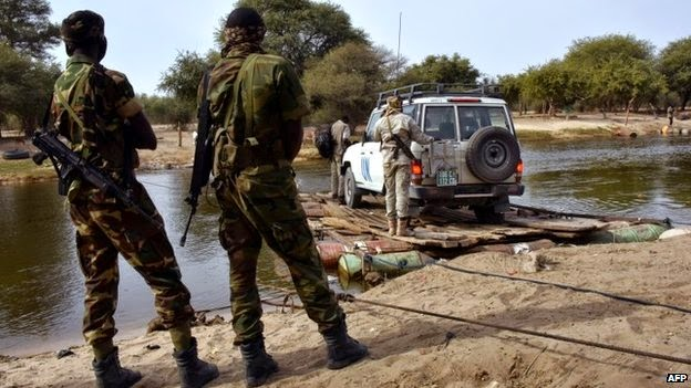 boko haram drown lake chad