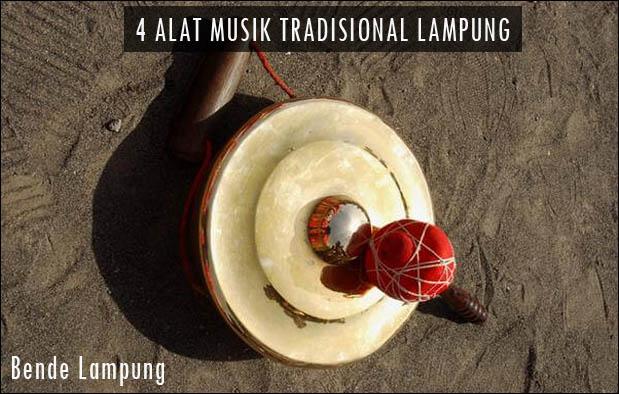 Alat Musik Tradisional Lampung
