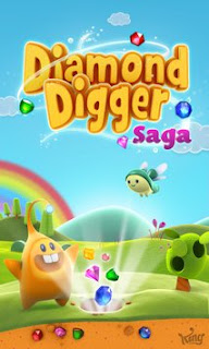 Download Diamond Digger Saga MOD APK v2.23.0 Terbaru Unlimited Lives