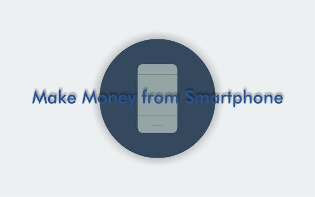 7 Cara menghasilkan uang dengan smartphone