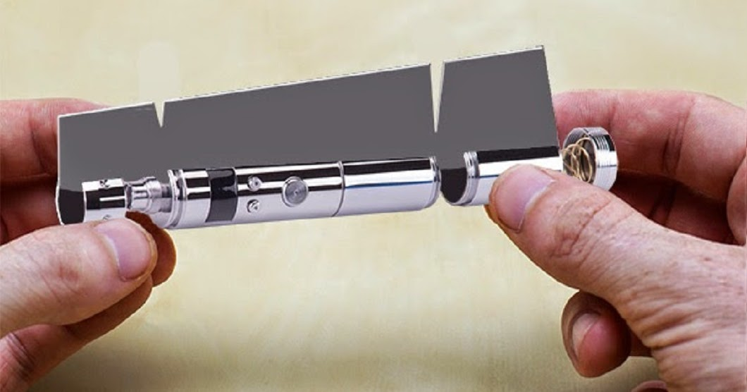 Belgische Firma entwickelt erste E-Zigarette zum Selbstdrehen