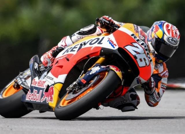 Dani Pedrosa Star 1 MotoGP Malaysia 2017, Besok Siang
