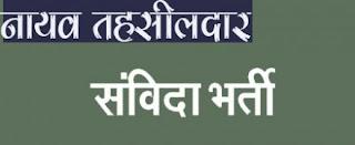 तहसीलदार/नायब तहसीलदार एवं सहायक अधीक्षक भू-अभिलेख/अधीक्षक भू-अभिलेख की संविदा पर नियुक्ति-Appointment-on-contract-on-Tehsildar-Naib-Tehsildar-and-Assistant-Superintendent -