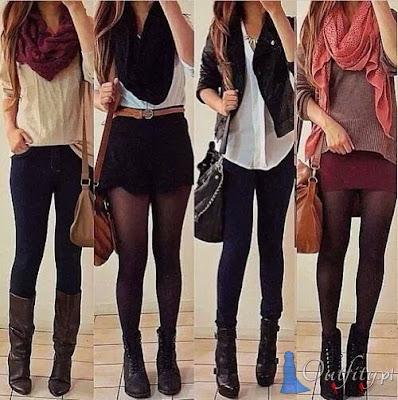 Moda na jesień - spodnie vs spódniczki