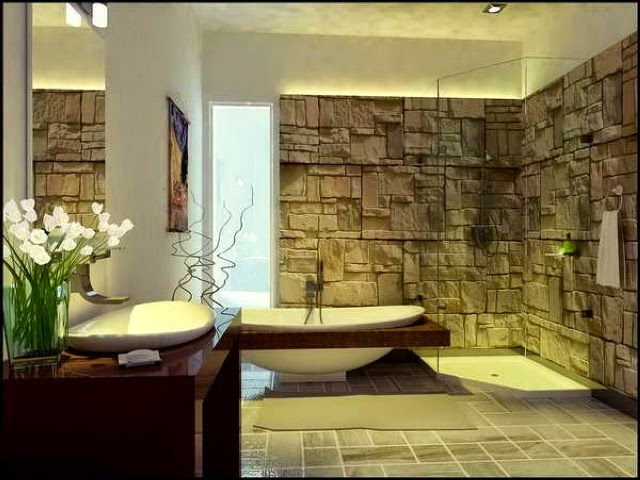 painting walls ideas bathroom decor