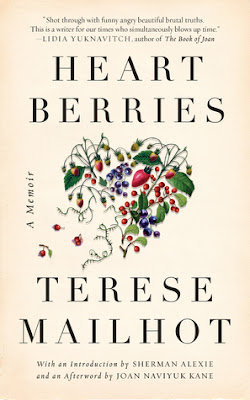 Heart Berries,Terese Marie Mailhot, Book Review, InToriLex