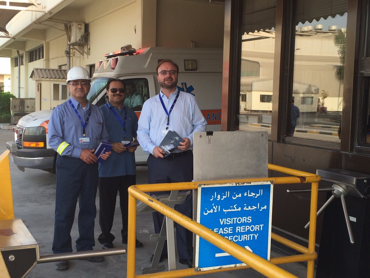 Aluminium Plant Safety: GARMCO Launches Its Workplace Safety