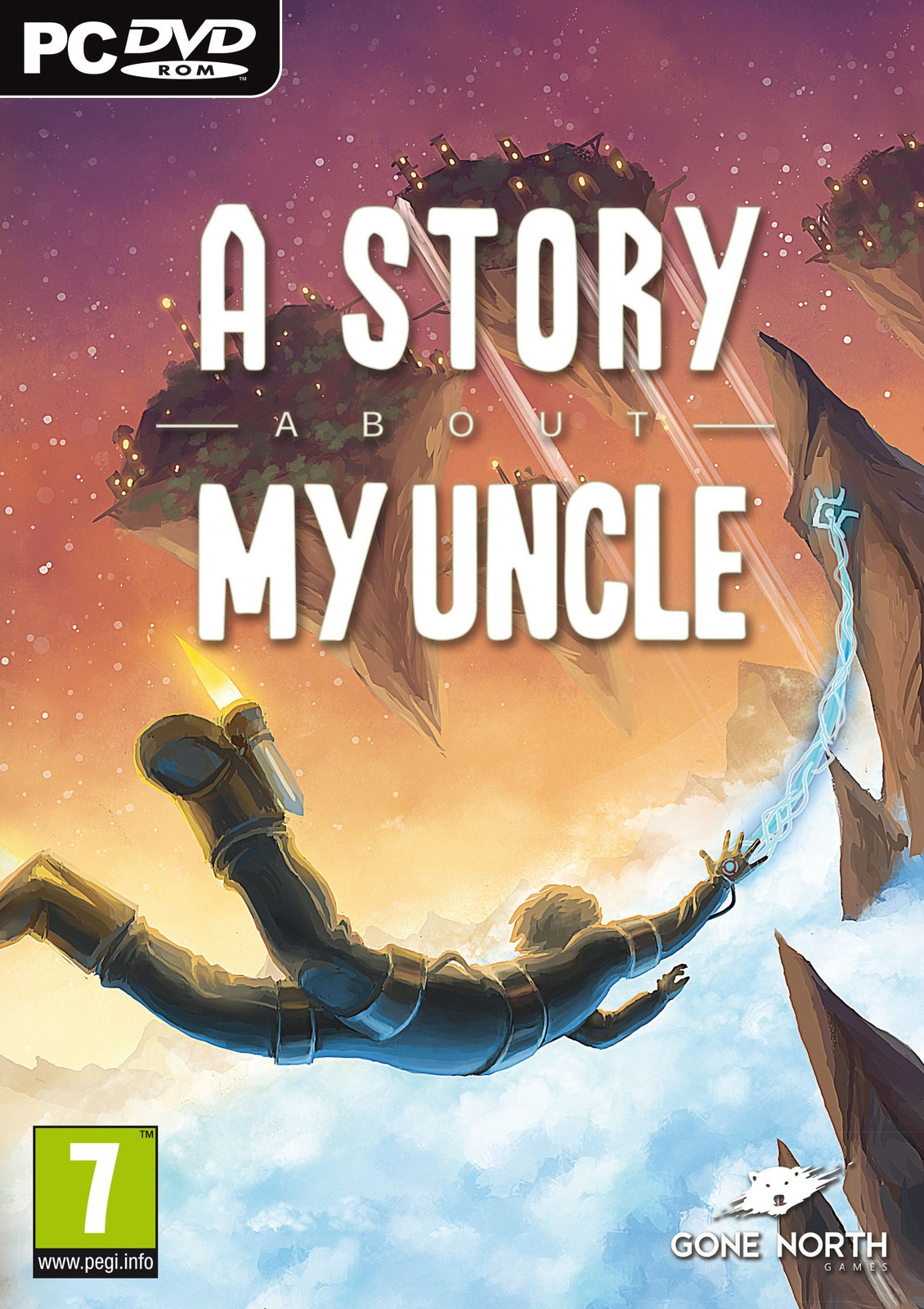 A Story About My Uncle | Rock Paper Shotgun