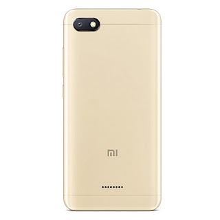 Mi Xiaomi Redmi 6A back