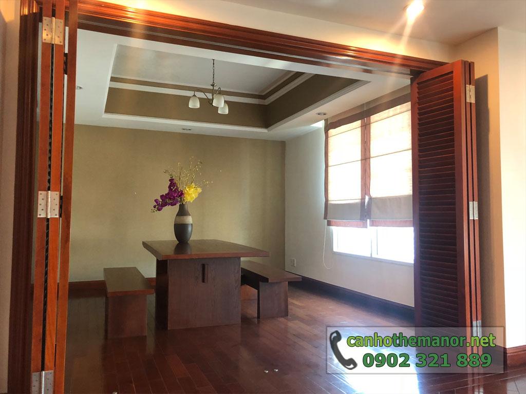 Cho thuê căn hộ Penthouses 300m2 tại The Manor quận Bình Thạnh - hình 3