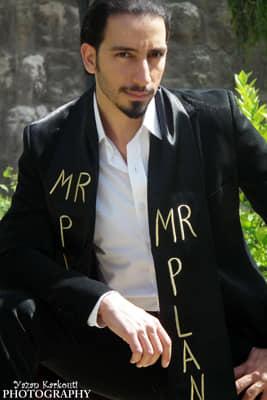 ملك جمال العالم عبدالله الحاج ينضم لأسرة مسلسل عيلة عالموضة للمخرج محمد عبود