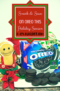 Snack and Save with OREO this Holiday Season