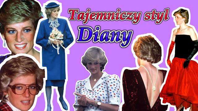 Tajemniczy styl księżnej Diany - dziwne nawyki ubraniowe.
