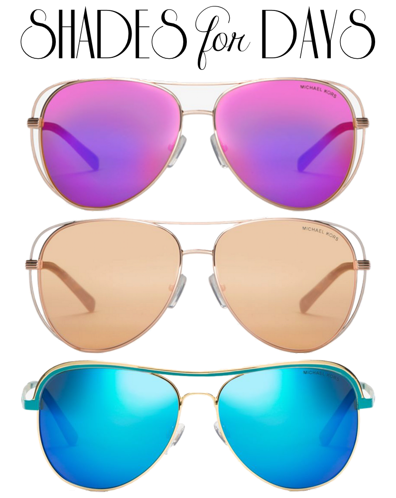 MICHAEL Michael Kors Assorted Summer Shades