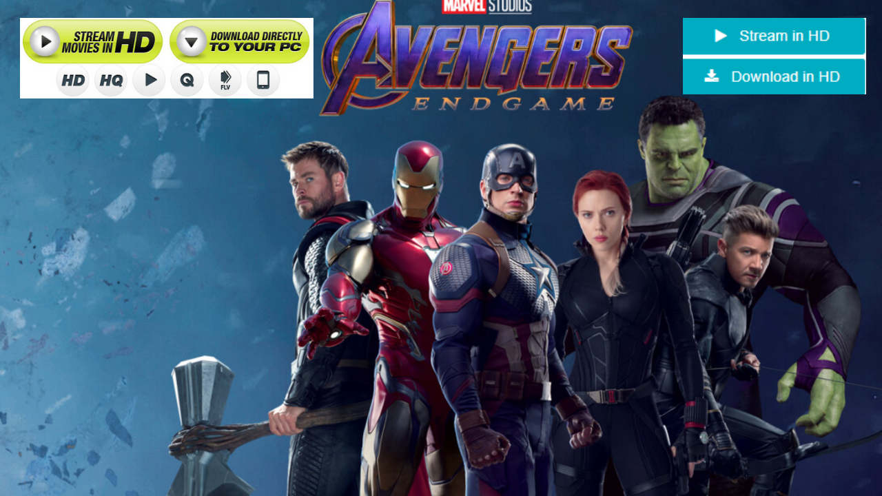 Avengers Endgame Full Movie 123 Movies Watch Online 2019