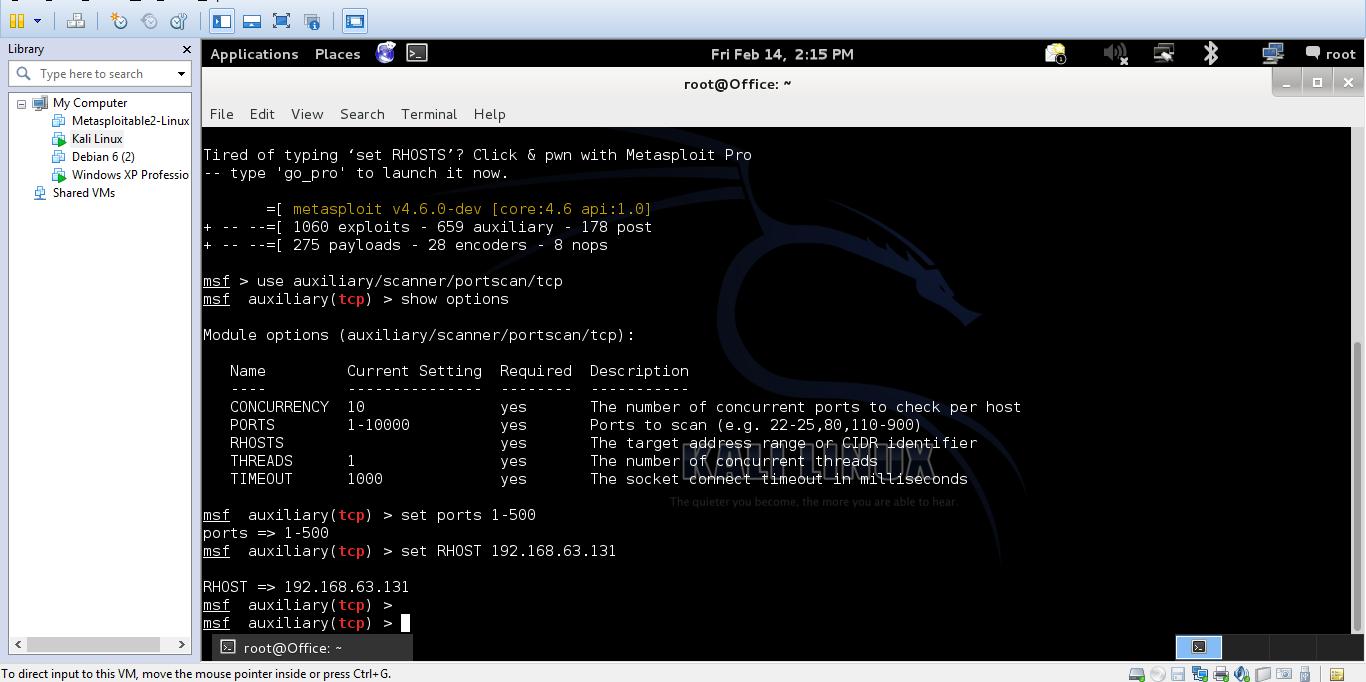 Penetration Testing - Hacking XP