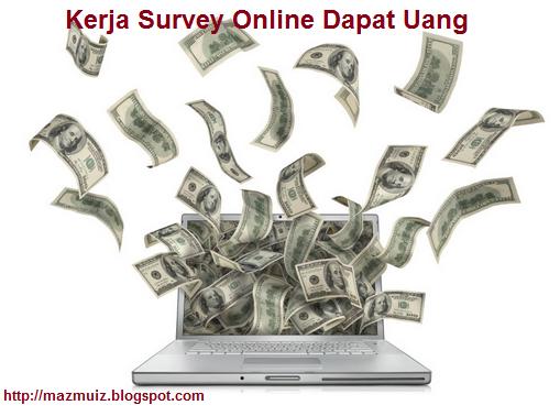 Kerja Survey Online terpercaya 2015