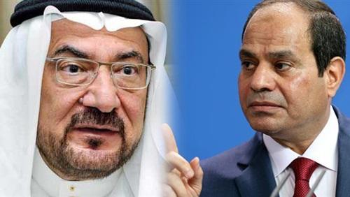 اول رد رسمى من الخارجية المصرية على إساءة إياد مدني للسيسي