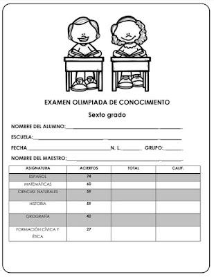 Examen%2BOlimpiada%2Bde%2BConocimiento%2BSexto%2BGrado%2B2018