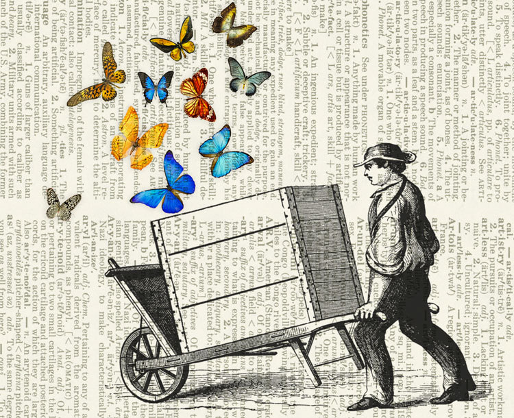 17-Butterfly-Cart-Jean-Cody-Vintage-Dictionary-Page-Art-Prints-www-designstack-co