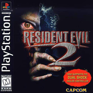 Resident Evil 2: Dual Shock ISO PSX/PS1 (USA)