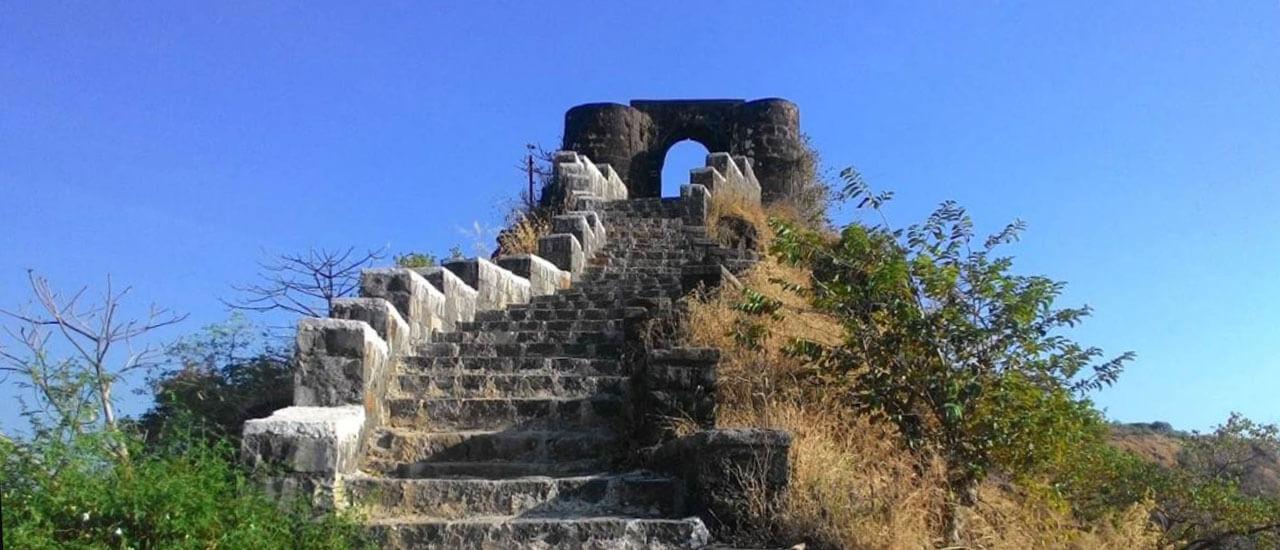 रसाळगड किल्ला - Rasalgad Fort