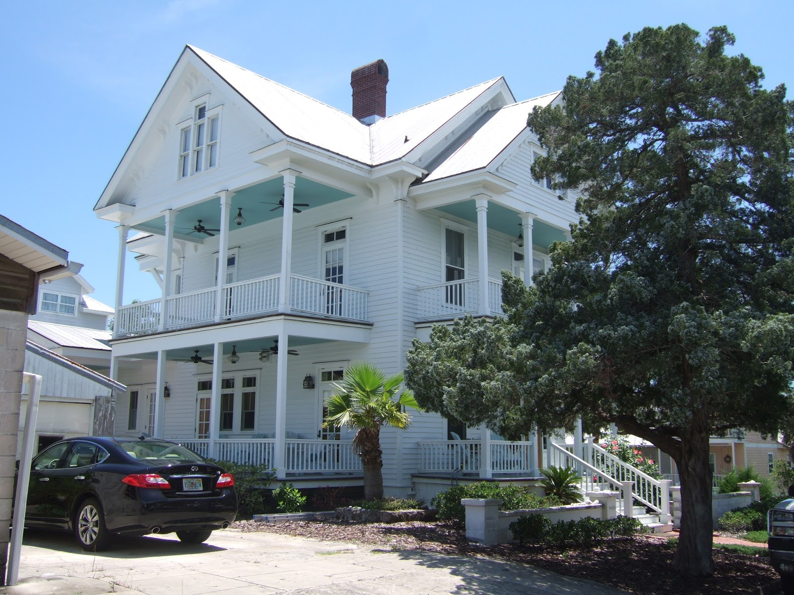 Admirable Easy Life Meal And Party Planning Cedar Key Old Florida Beauty Home Interior And Landscaping Ologienasavecom