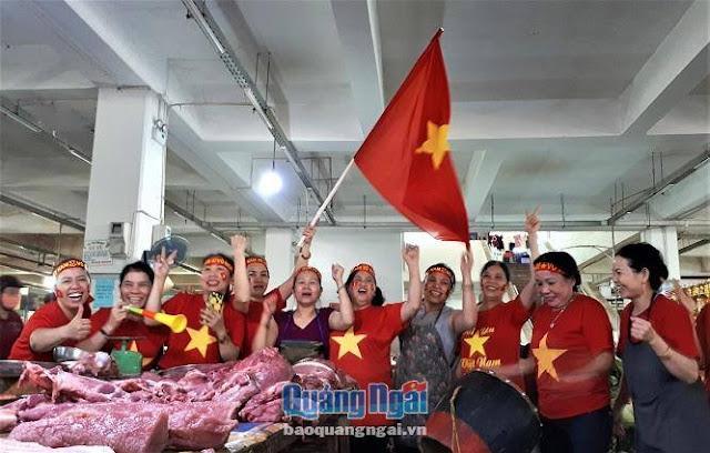 Việt Nam vô địch sau 10 năm: Qúa tuyệt vời