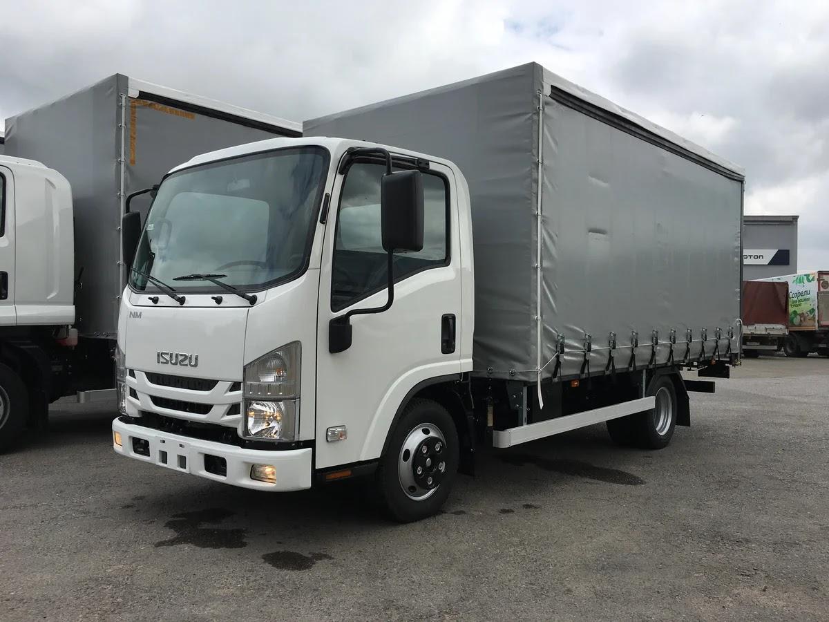 НГУ придбала 20 вантажівок у компанії Спец-Ком-Сервіс