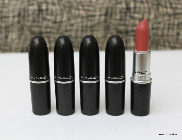 one little vice beauty blog: mac kylie jenner lipstick shades