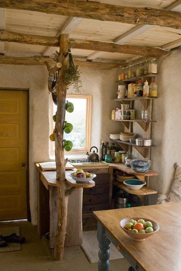 Ideas de Cocinas Creativas para Pequeños Espacios   Cocina y Muebles