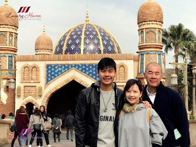 singapore lifestyle blogger tokyo disneysea family adventure