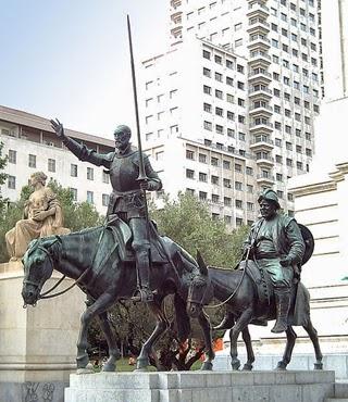 El origen judío y leonés del autor de Don Quijote, Miguel de Cervantes